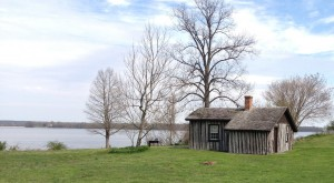 Grant's cabin, City Point, Virginia