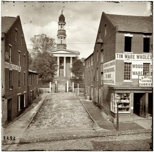 Petersburg courthouse Civil War