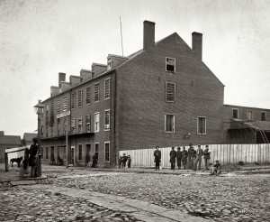 Richmond Civil War prison