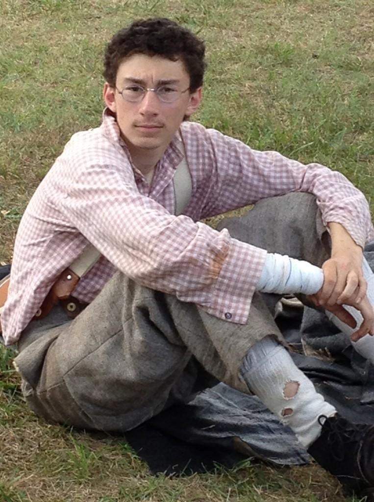 Civil War stockings