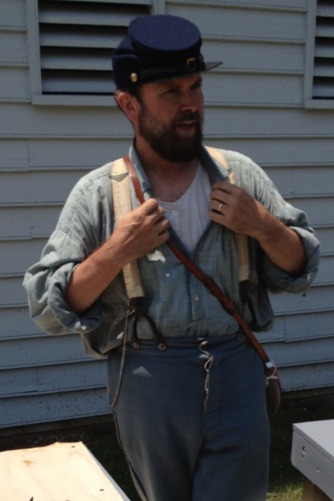 19th century undershirt
