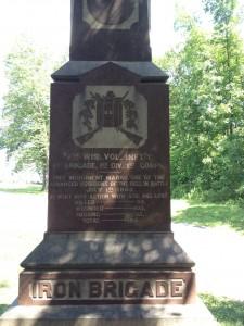 Iron Brigade, Gettysburg