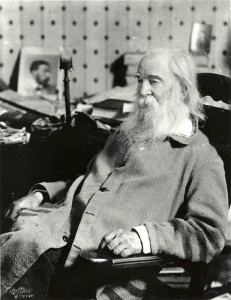 Walt Whitman, Kuebler Photography, Camden