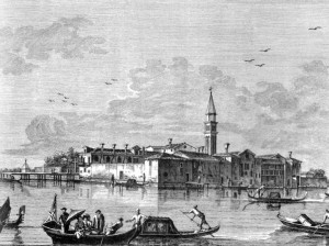 San Spirito, Venice, Venice Islands