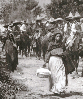 Soldadera. Mexican Revolution. Zapatista.