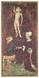 visconti-sforza_tarot_deck-_lovers